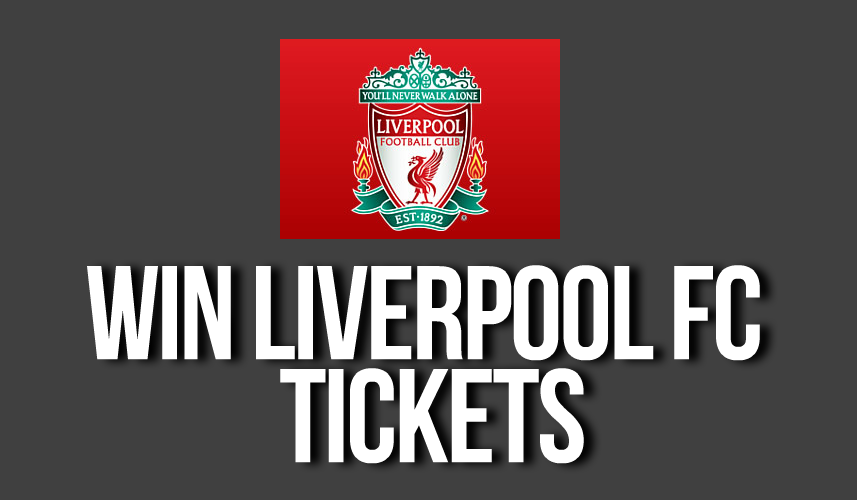 Win Liverpool Tickets – Liverpool v Man United