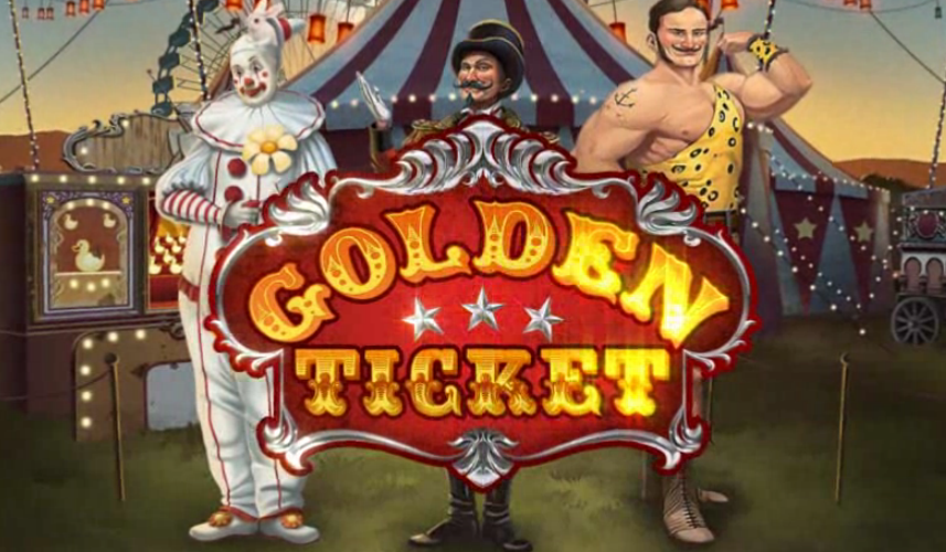 Golden Ticket Slot Review