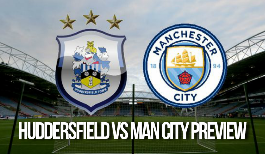 Huddersfield vs Manchester City prediction