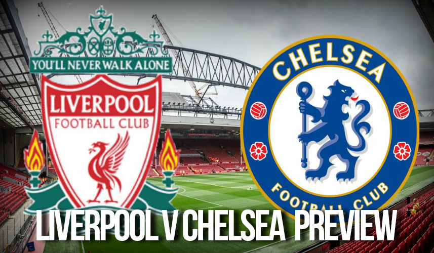 Liverpool v Chelsea prediction