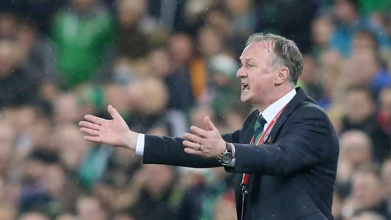 Michael O'Neill favourite for the West Brom New Manager?