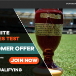 England First Ashes test offer get 20/1 on them wearing white