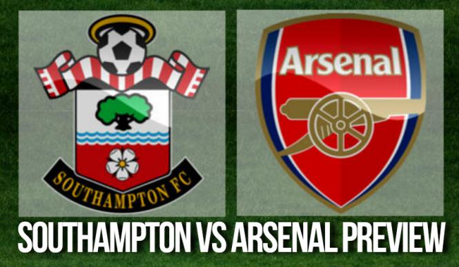 Southampton vs Arsenal Prediction and Preview