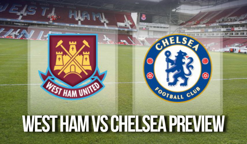 West Ham United vs Chelsea Prediction and Preview