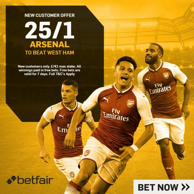 Betfair Offers on EPL matches