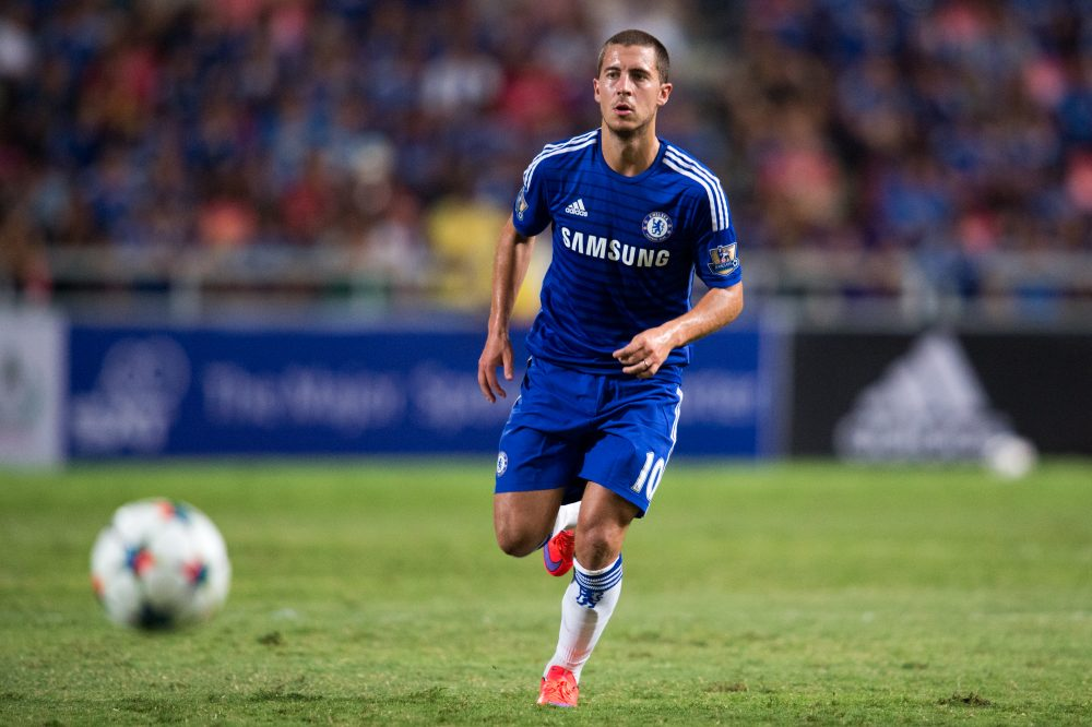Eden Hazard should star in our Chelsea v Leicester City Prediction