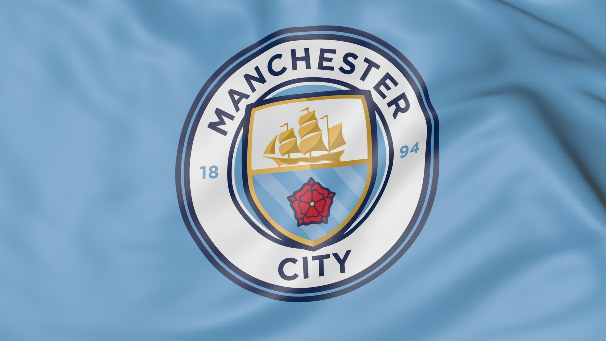Manchester City win the Premier League
