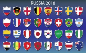 World Cup 2018 Betting Odds - Which Team Ranks Where