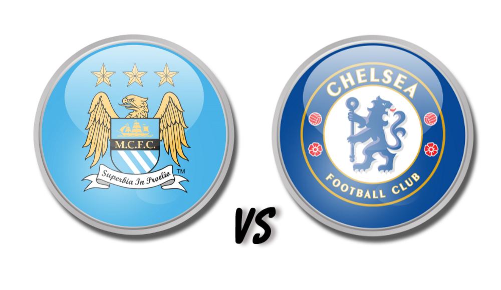 Manchester City vs Chelsea EPL