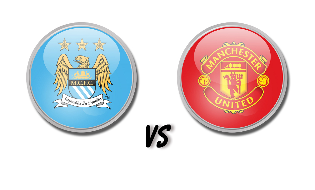 £1 Free Bet for Every card in the Man City v Man Utd match
