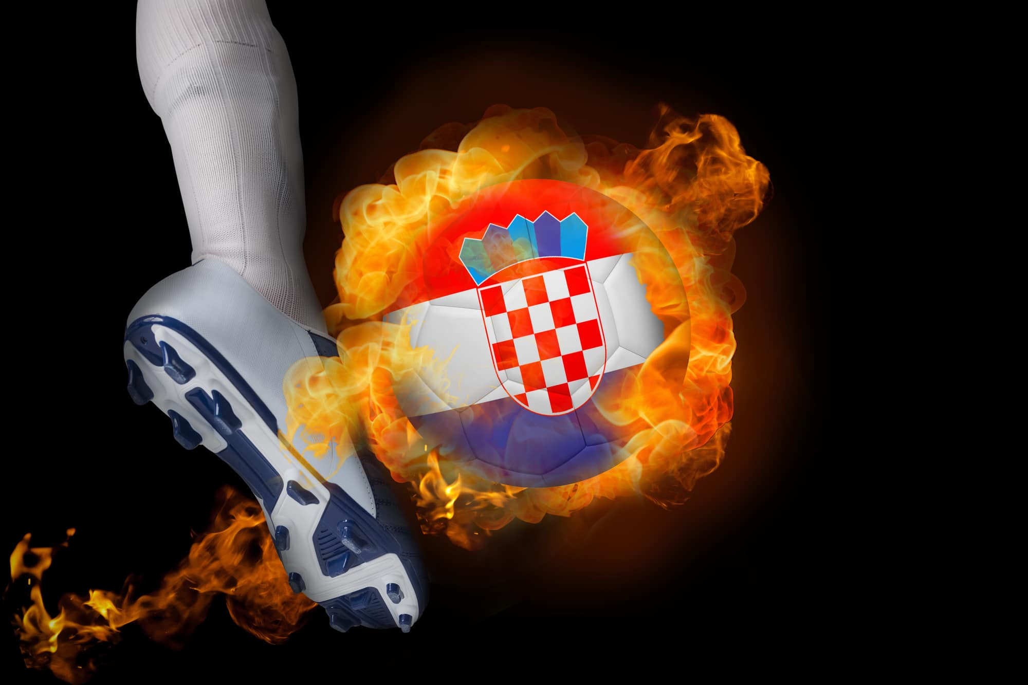 Croatia Match Report