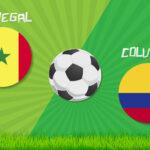 Colombia 1, Senegal 0