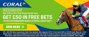 Royal Ascot Free Bets