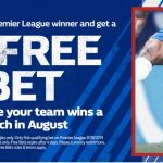 Premier League Outright William Hill free bet offer