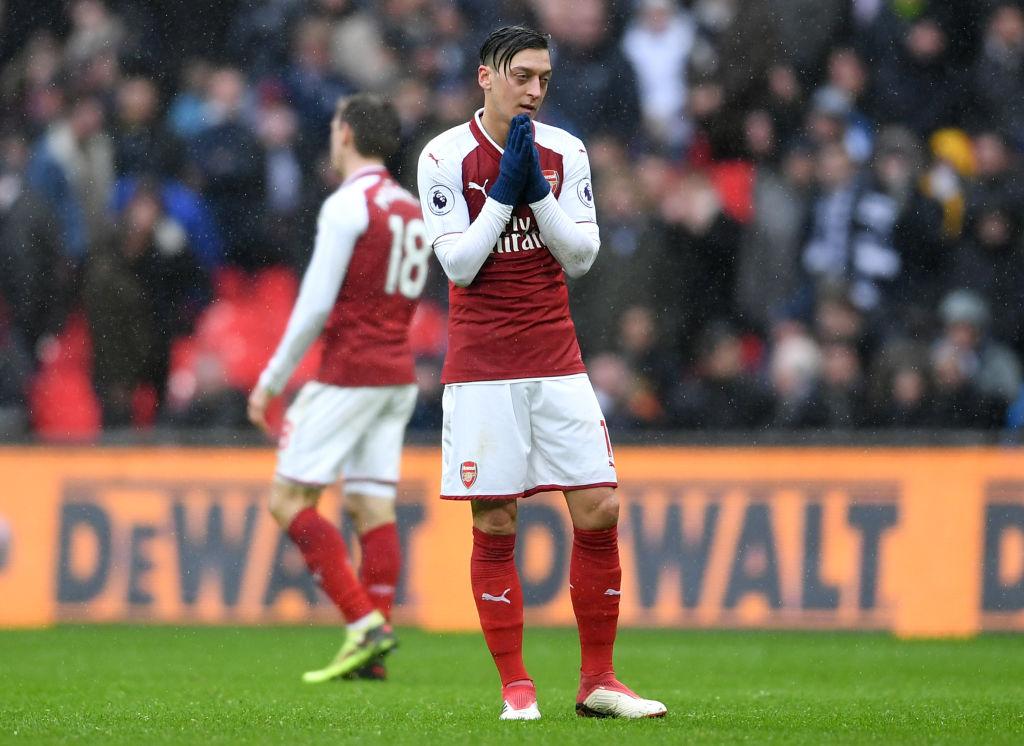 Arsenal vs West Ham