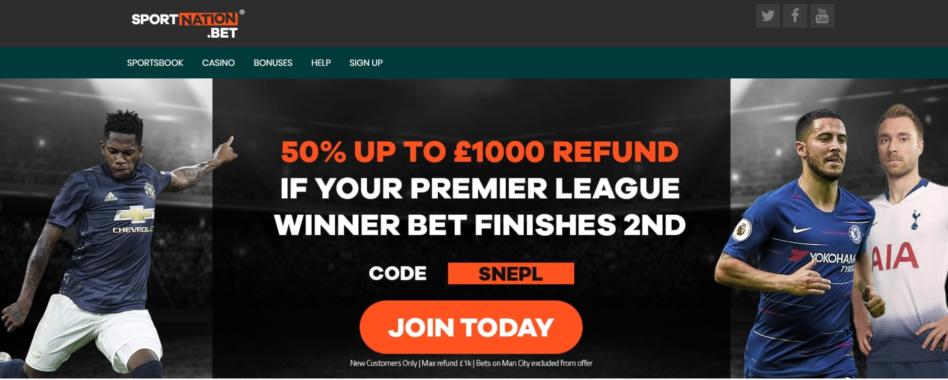 Where To Bet On Premier League Winner