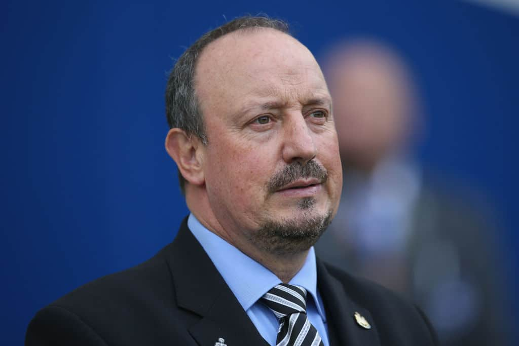 Rafael Benitez to remain at Newcastle?