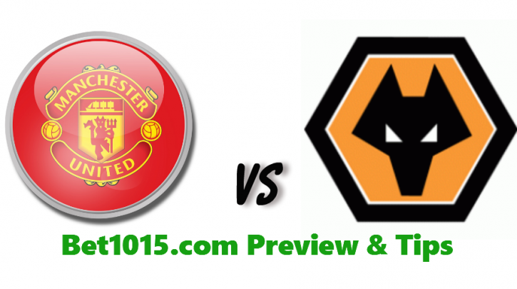 Manchester United V Wolverhampton Tips