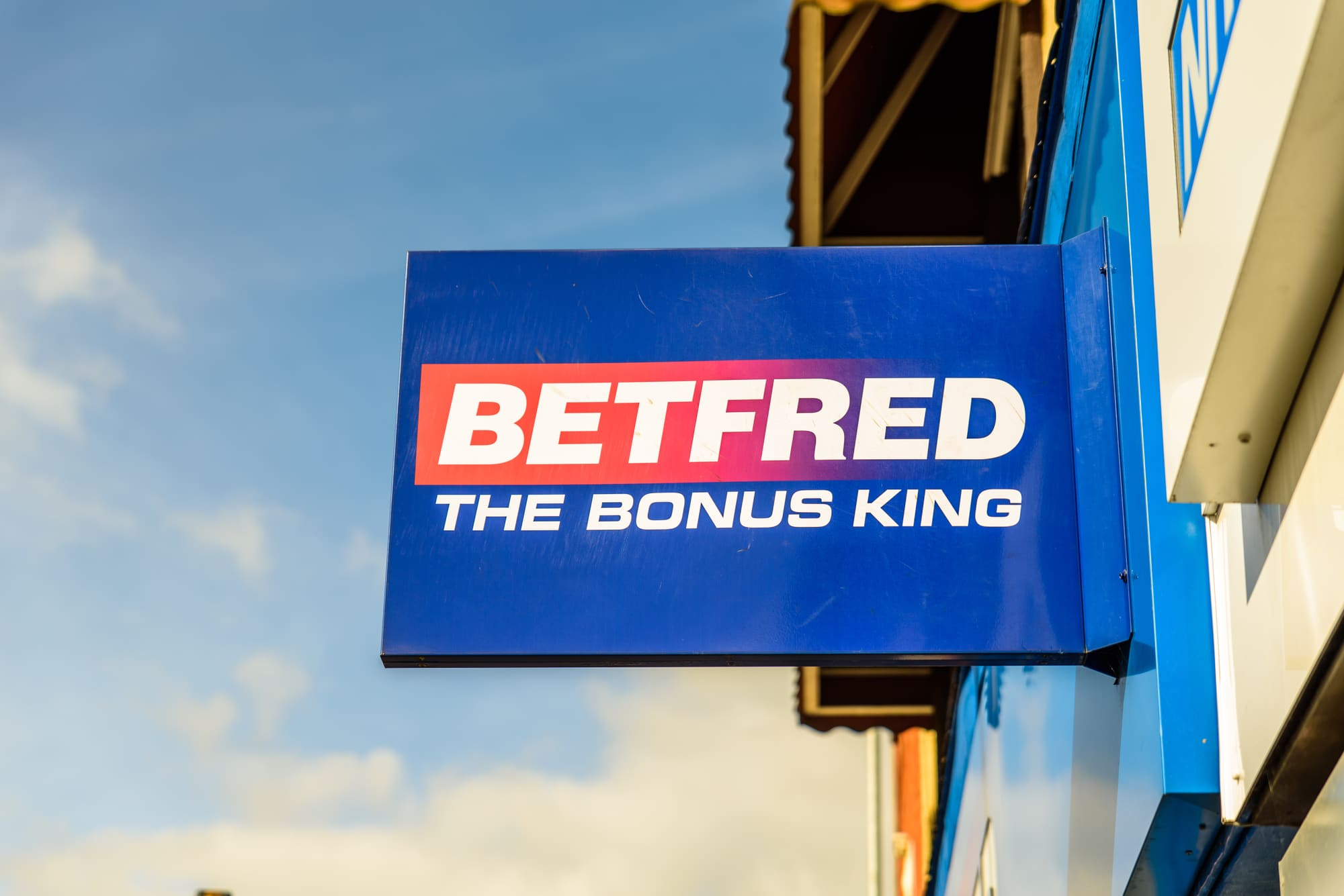 Betfred an Independent Bookmaker founded in 1967