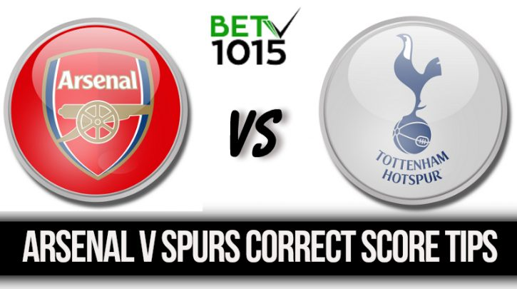 Arsenal Vs Tottenham Prediction