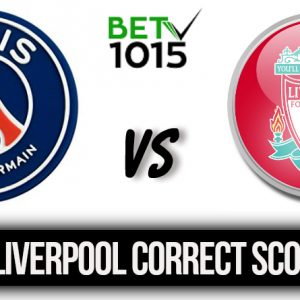 Psg Vs Liverpool Prediction