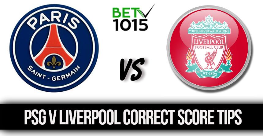 Psg Vs Liverpool Prediction