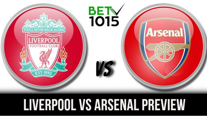 Liverpool vs Arsenal prediction
