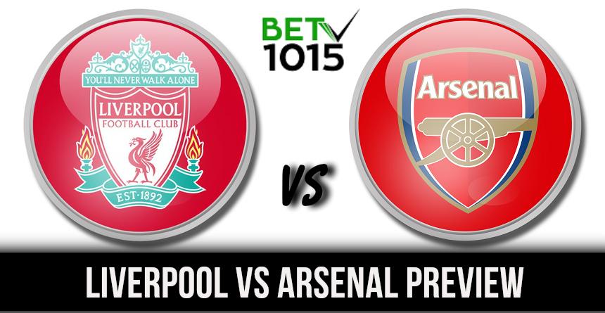 Liverpool vs Arsenal prediction