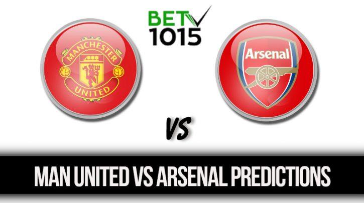 Manchester United vs Arsenal Prediction