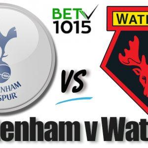 Tottenham Hotspur vs Watford Predictions