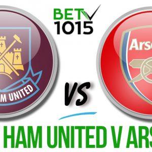West Ham United v Arsenal Predictions