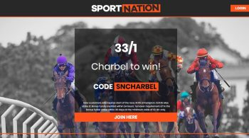 33/1 Charbel to win 14.05 Kempton Race Enhanced Odds Offer