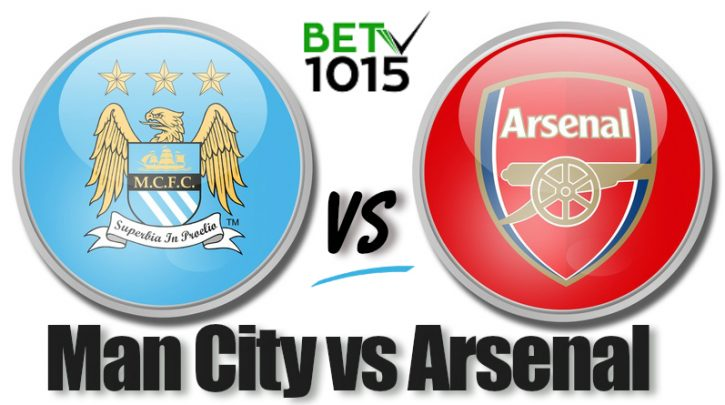 Manchester City vs Arsenal Predcitions and Preview
