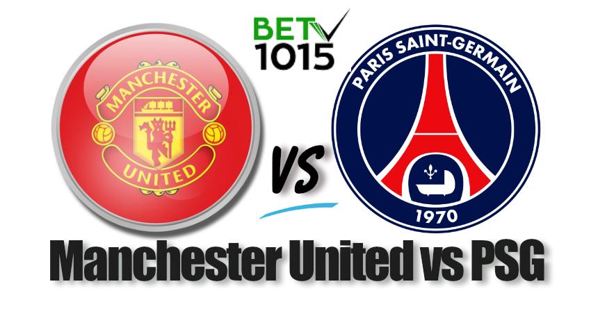 Manchester United vs Paris St Germain
