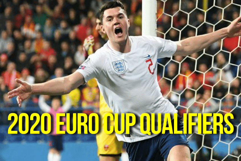 Euro 2020 Qualifier England vs Bulgaria