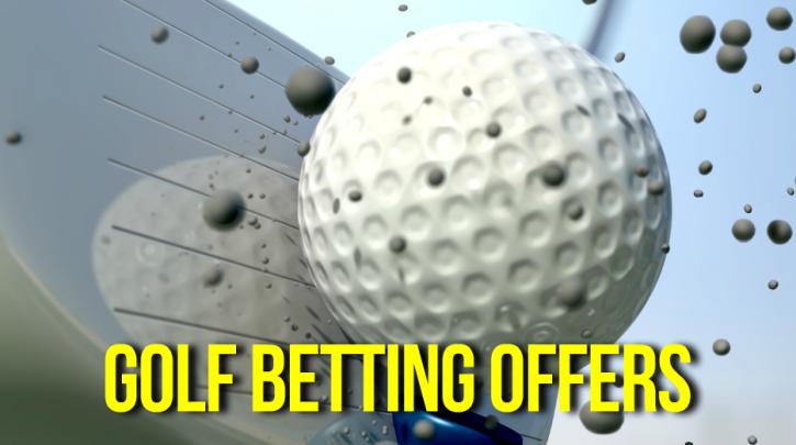 Best Golf Betting Sites