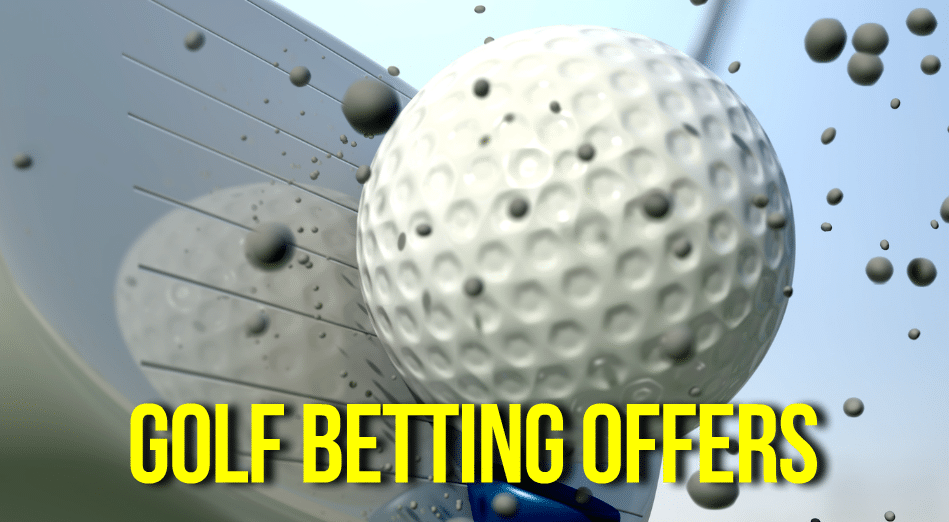 Best Golf Betting Sites