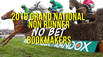 Grand National Non Runner No Bet Bookmakers