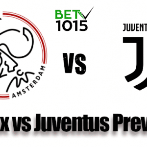 Ajax vs Juventus Preview and Predictions for Champions League