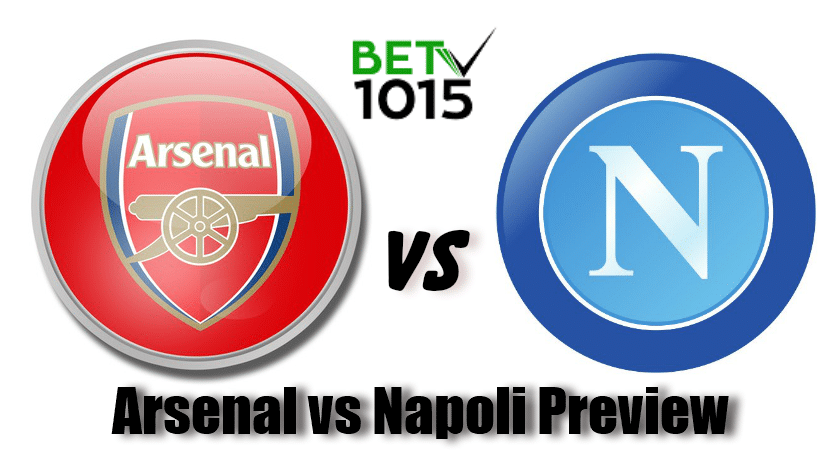 Arsenal vs Napoli