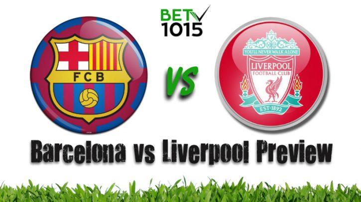 Barcelona vs Liverpool Preview Champions League