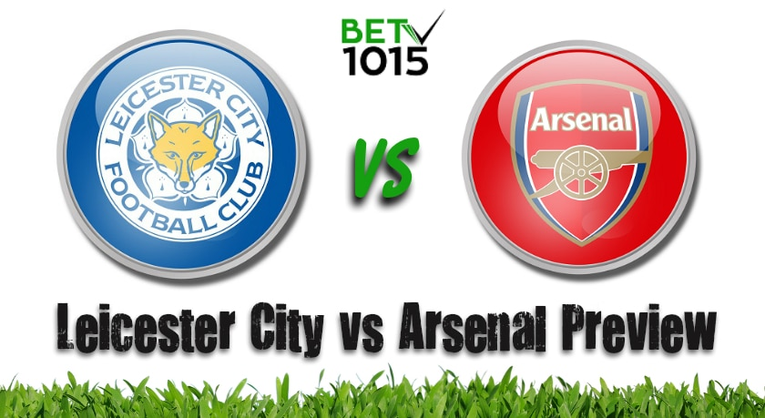 Leicester City vs Arsenal Preview and Prediction for Sunday's Premier League clash
