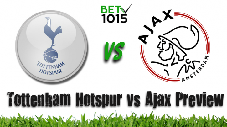 Tottenham Hotspur vs Ajax Preview