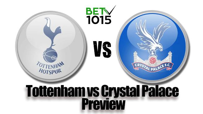 Tottenham Hotspur vs Crystal Palace Preview