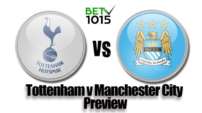 Tottenham vs Manchester City EPL Preview & Tips - 02/02/2020