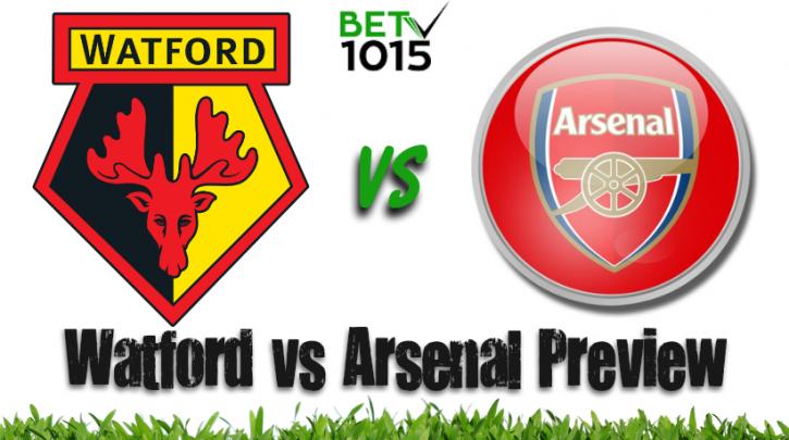 Watford vs Arsenal Preview and Predictions