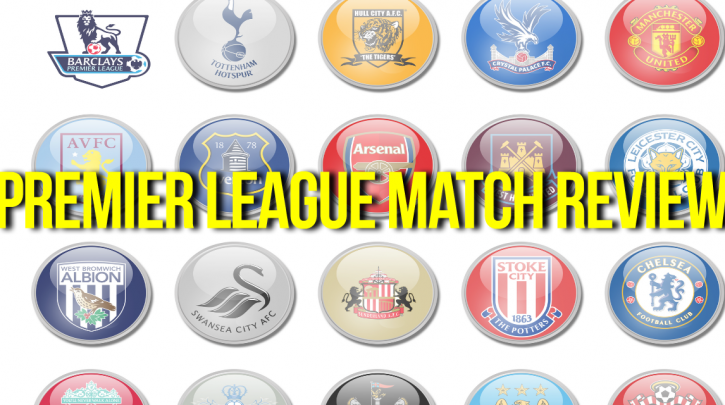 Premier League mid-week review for Matchday 32 of 38
