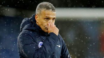 Chris Hughton Sacked