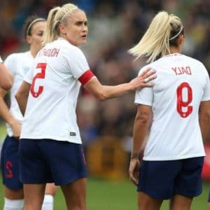 England Women World Cup Team