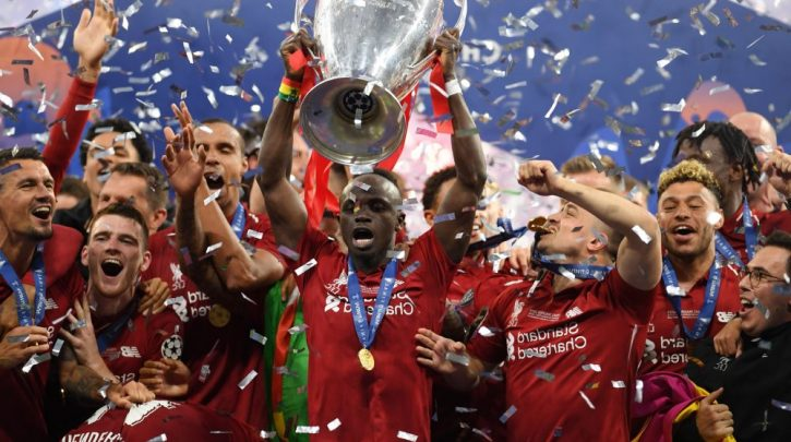 Sadio Mane is a traget for Zidane in the Transfer market